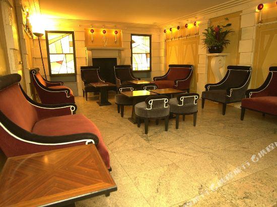 巴黎卡斯蒂尼奧那酒店(Hotel de Castiglione Paris)公共區域