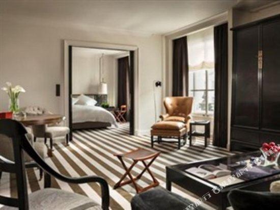倫敦瑰麗酒店(Rosewood London)尊貴套房