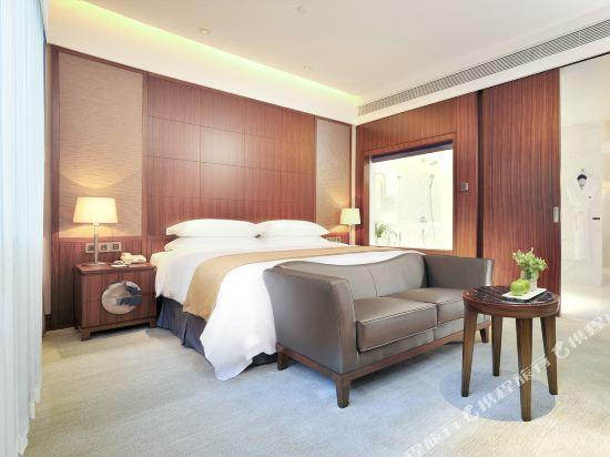 深圳蘭赫美特酒店(The L'Hermitage Hotel)豪華套房