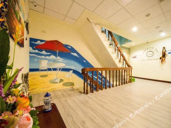 墾丁春品渡假民宿(Spring Hostelry)內景
