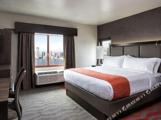 紐約曼哈頓金融區假日酒店(Holiday Inn Manhattan Financial District New York)標準間