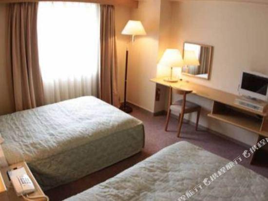 札幌大通內絲特酒店(Nest Hotel Sapporo Odori)雙床房
