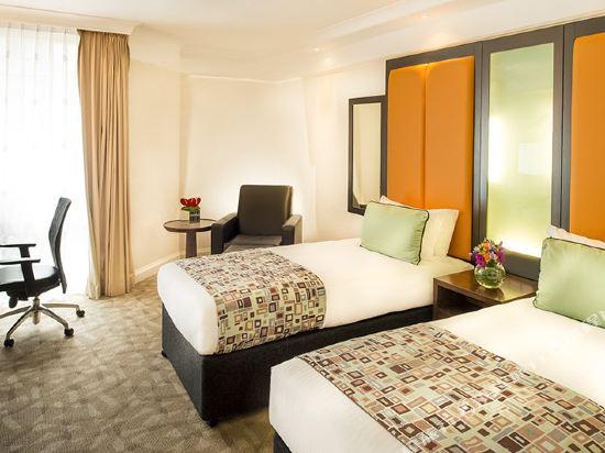 倫敦肯辛頓千禧國際格洛斯特酒店(Millennium Gloucester Hotel London Kensington)標準房
