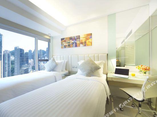 香港富薈上環酒店(iclub Sheung Wan Hotel)卓薈