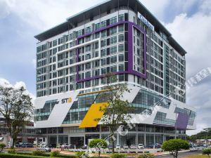 古晉高地馨樂庭金橋服務公寓(Citadines Uplands Kuching)