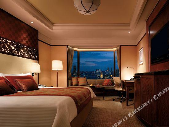 曼谷香格里拉酒店(Shangri-La Hotel Bangkok)香格里拉樓豪華客房