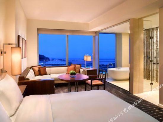 澳門君悅酒店(Grand Hyatt Macau)嘉賓軒客房(大床)