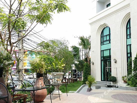 S.N.優佳酒店(SN Plus Hotel)公共區域
