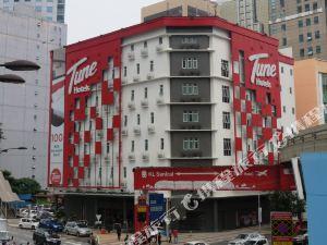 吉隆坡市中心途恩酒店(Tune Hotel Downtown Kuala Lumpur)