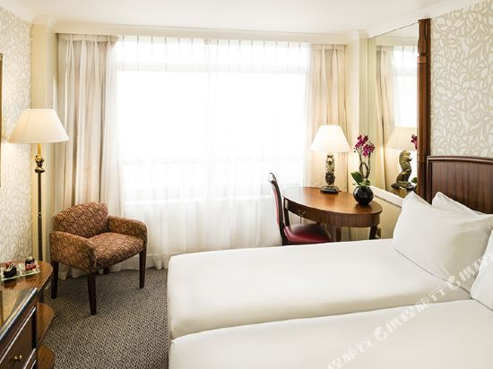 倫敦騎士橋千禧國際酒店(Millennium Hotel London Knightsbridge)Standard twin room (Display)