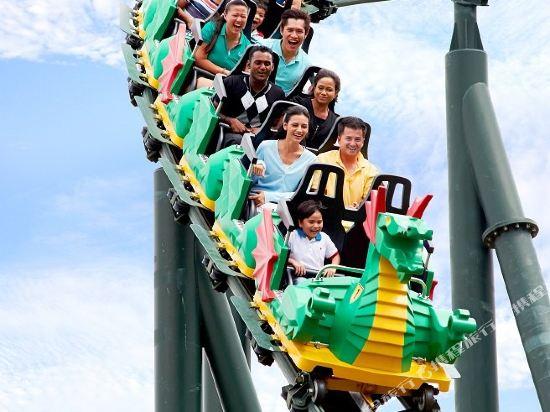 新山樂高度假酒店(Legoland Resort Hotel Johor Bahru)健身娛樂設施