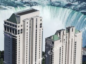 尼亞加拉瀑布景觀希爾頓套房酒店(Hilton Hotel and Suites Niagara Falls/Fallsview)