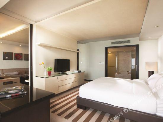 百樂達斯釜山酒店(Paradise Hotel Busan)Junior Suite Ocean terrace (Display)