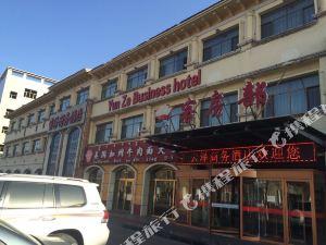 鄂托克旗云澤商務酒店