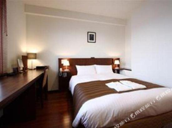 博多市善騰酒店(Sutton Hotel Hakata City)客房(小號雙人床)