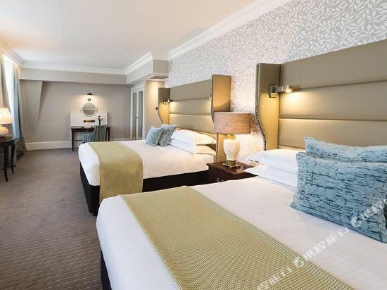倫敦肯辛頓千禧國際百麗酒店(The Bailey's Hotel London)奢華家庭房