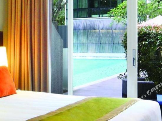 新加坡柏偉詩酒店(Park Regis Singapore)碼頭房