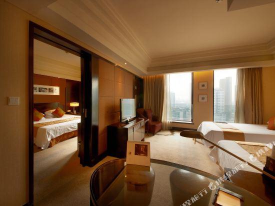 杭州開元名都大酒店(New Century Grand Hotel Hangzhou)特色家庭套房