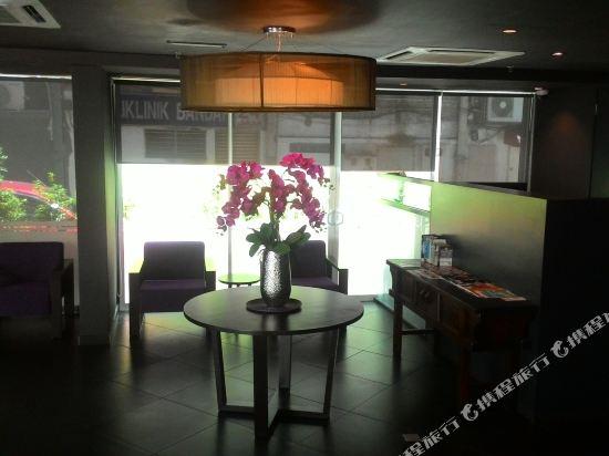 武吉免登蘋果精品酒店(Le Apple Boutique Hotel Bukit Bintang)公共區域
