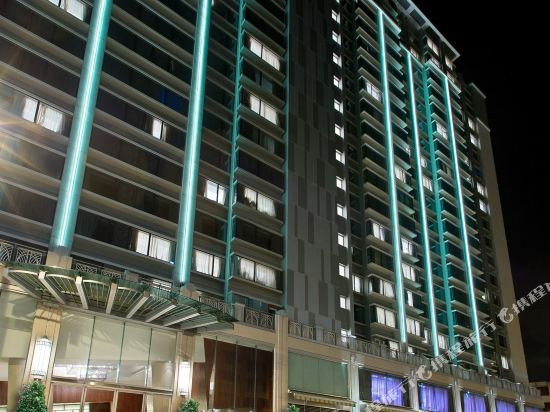 香港8度海逸酒店(Harbour Plaza 8 Degrees)外觀
