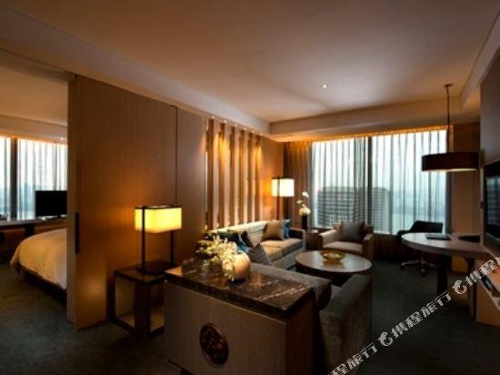 韓國首爾國際金融中心康萊德酒店(Conrad Seoul IFC Korea)至尊行政套房