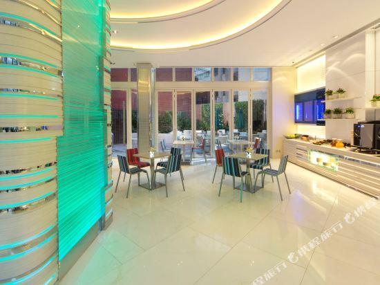 香港富薈上環酒店(iclub Sheung Wan Hotel)餐廳