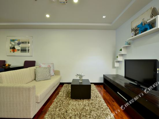 璀璨專享服務公寓(Abloom Exclusive Serviced Apartments)一室房