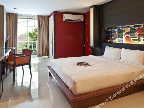 曼谷自我風格酒店(MeStyle Place Bangkok)標準房