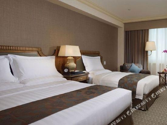 高雄漢來大飯店(Grand Hi-Lai Hotel)精緻家庭三人房