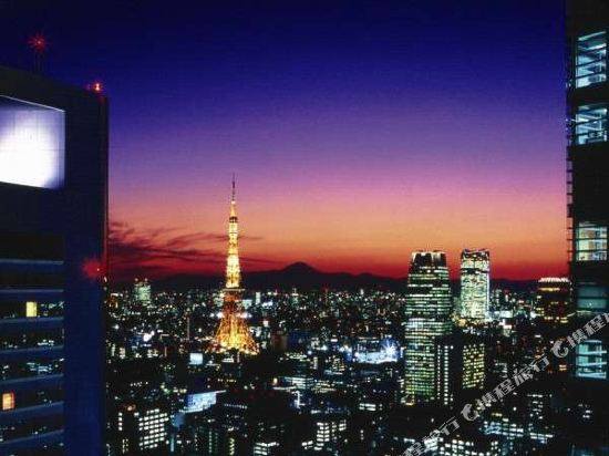 東京汐留皇家花園酒店(The Royal Park Hotel Tokyo Shiodome)眺望遠景