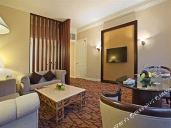 吉隆坡帝苑酒店(Hotel Istana Kuala Lumpur)套房