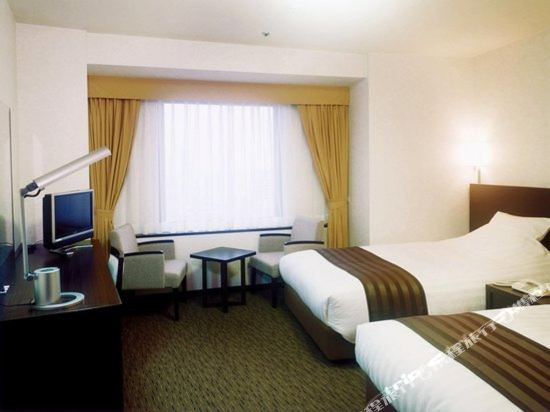 大阪第一酒店(Daiichi Hotel Osaka)高級雙床房