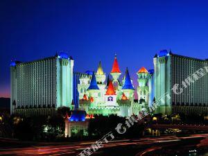 拉斯維加斯神劍賭場大酒店(Excalibur Hotel and Casino Las Vegas)