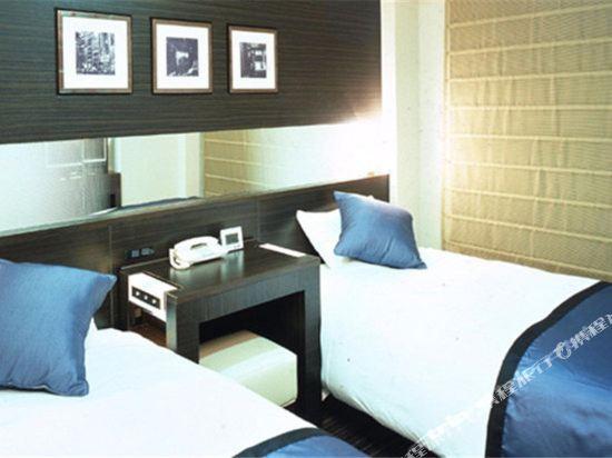 新宿王子大酒店(Shinjuku Prince Hotel)禁煙雙床房B