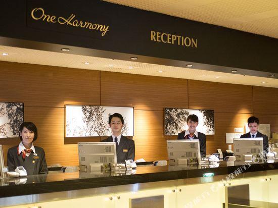 大阪日航酒店(Hotel Nikko Osaka)公共區域