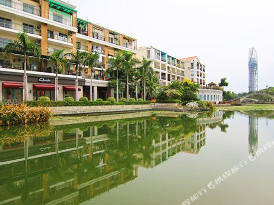深圳途家斯維登度假公寓(東部華庭大梅沙)外景