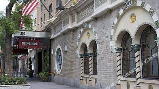 紐約貝爾維迪爾酒店