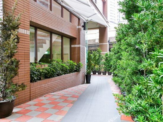 台北豪景大酒店-新館(New Riverview Suites Taipei)外觀