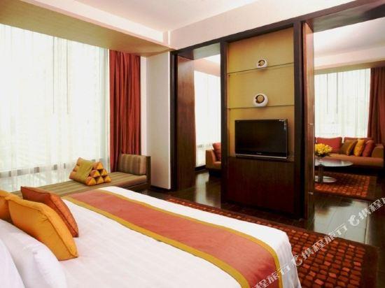 美憬閣索菲特曼谷VIE酒店(VIE Hotel Bangkok - MGallery by Sofitel)VIE閣樓套房2