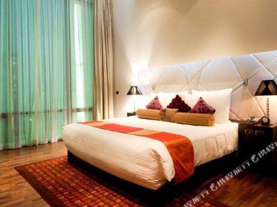 美憬閣索菲特曼谷VIE酒店(VIE Hotel Bangkok - MGallery by Sofitel)VIE閣樓套房1