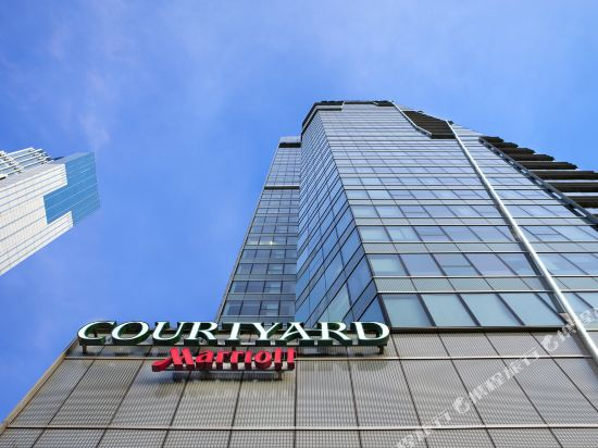 香港萬怡酒店(Courtyard by Marriott Hong Kong)