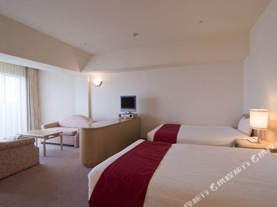 沖繩格蘭美爾度假酒店(Okinawa Grand Mer Resort)聯合一室房