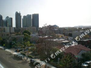聖迭戈波爾圖威斯達酒店(Porto Vista Hotel San Diego)