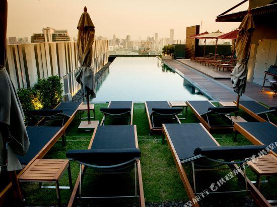 曼谷暹羅美居酒店(Mercure Bangkok Siam)室外游泳池