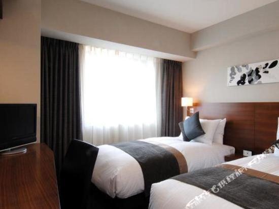 MYSTAYS 札幌站北口酒店(HOTEL MYSTAYS Sapporo Station)雙床房