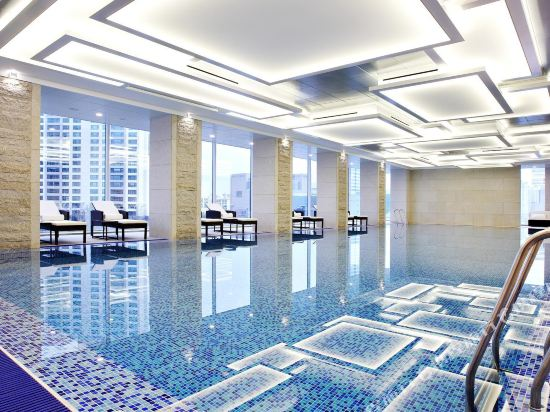 首爾喜來登帕拉斯江南酒店(Sheraton Seoul Palace Gangnam Hotel)健身娛樂設施