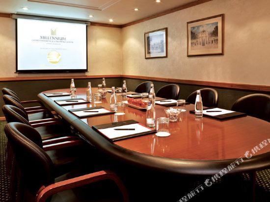 倫敦肯辛頓千禧國際格洛斯特酒店(Millennium Gloucester Hotel London Kensington)會議室