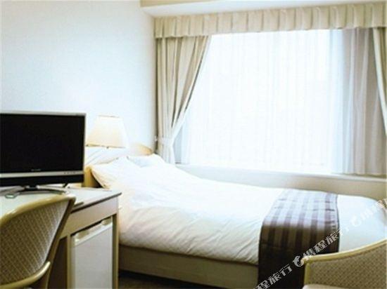 大阪第一酒店(Daiichi Hotel Osaka)小間大床房