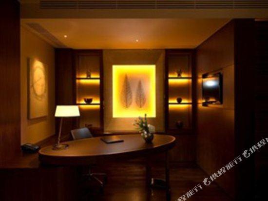 韓國首爾國際金融中心康萊德酒店(Conrad Seoul IFC Korea)豪華套房