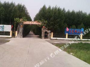東烏珠穆沁旗烏拉蓋景峰山莊
